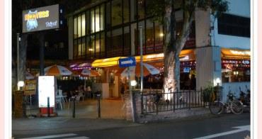【台北美食】Hooters美式餐廳。來看看動感呼拉辣妹吧!!