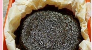 【妮。愛吃】半熟? 七分熟? 超新奇!巧克力蛋糕還有分熟度。達克闇黑工場