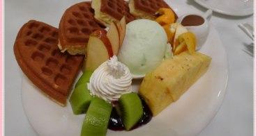 【妮。愛吃】飲料比鬆餅更可口。Chin Chin Cafe'