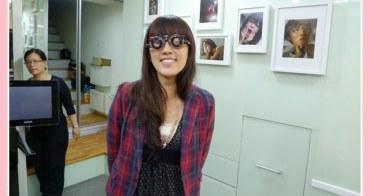 【妮❤購物】我的輕巧簡約新眼鏡。來自法國的Oxibis x 睛品眼鏡