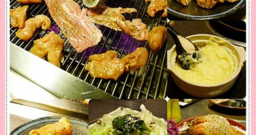 【妮❤吃】平實價位吃得到單點質感美味燒肉。大人物燒肉屋 (歇業)