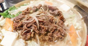 【台北美食】韓食村。四平商圈平價排隊韓式料理~紫米飯湯品無限量吃到飽