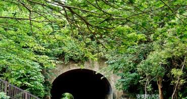 [苗栗 崎頂車站] 停,這一站好美 。森林系子母隧道  彷彿宮崎駿龍貓場景再現