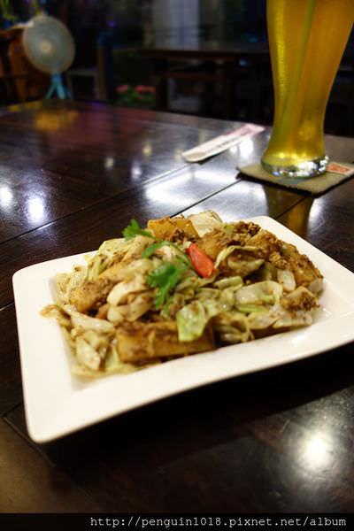【台中】熱浪島南洋蔬食茶堂;吃素也有南洋風!?