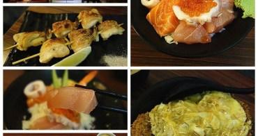 【台中西屯】花山椒和風料理;CP值不錯的日本料理小館,用料大方實在,平價好店推薦。(台中/日本料理/居酒屋)