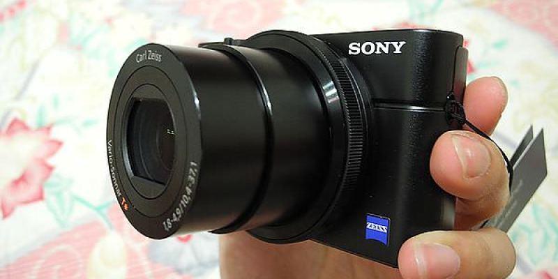 【3C】SONY RX-100;朝思暮想的新夥伴!省吃儉用購入,帶它一起陪伴旅行。