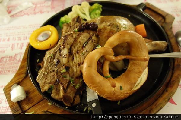 【台中】德國秘密旅行;溫馨的德國小餐館,一起去德國旅行吧。