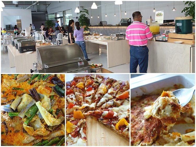 【台中素食吃到飽】芋樂大世界;超強蔬食自助百匯吃到飽!蔬食者多了創意餐點選擇。