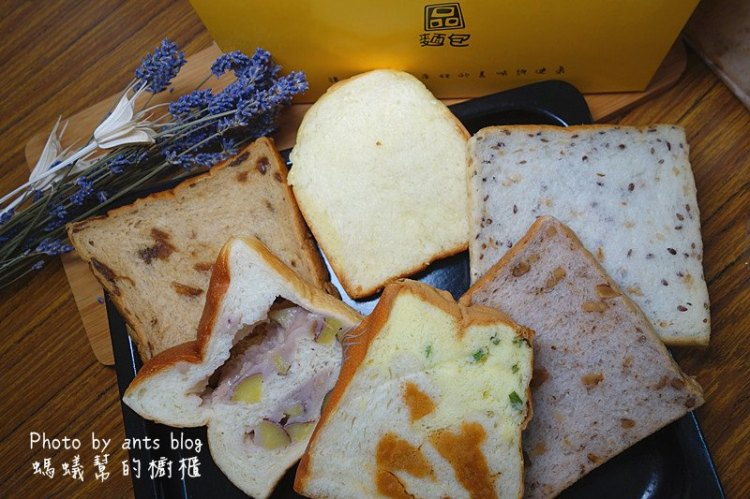 品麵包|東森新聞介紹,招牌蛋糕肉鬆土司,51種創意吐司口味,台中超人氣特色吐司。
