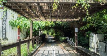 彰化埔心景點 如同進入龍貓隧道,埔心環鄉自行車道,欣賞田園綠意風光。