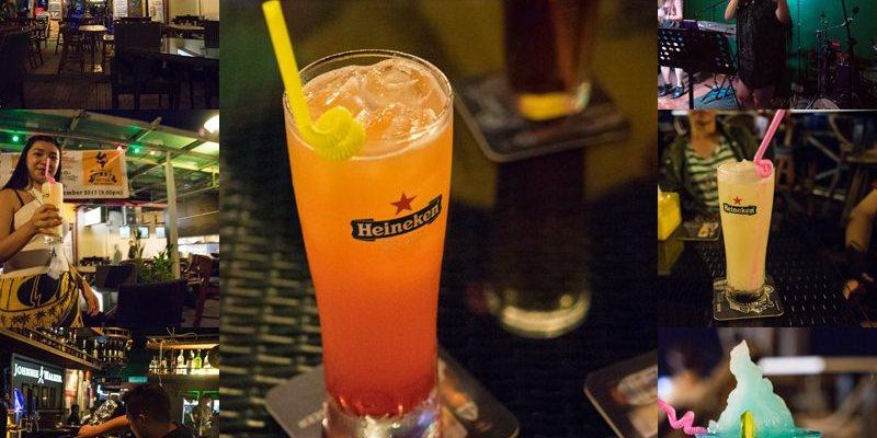 馬來西亞沙巴酒吧推薦Cock N Bull Waterfront | 異國的夜晚就到酒吧小酌一番,吹著涼涼海風,馬來西亞沙巴票選第一名酒吧。