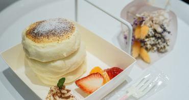 TWO DAY日日鬆餅 台中逢甲清爽澎鬆舒芙蕾鬆餅店,逢甲特色甜點美食推薦。