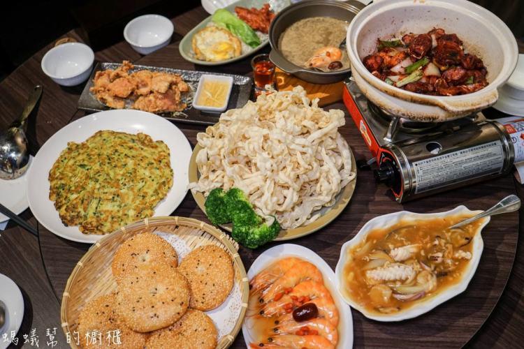 三食六島馬祖特色料理餐廳|台中馬祖美食料理,乾燒酒糟雞、馬祖老酒麵線,令人回味無窮的馬祖特色美食!