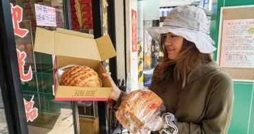 林內永光麵包店|爆漿菠蘿大麵包,比臉還大的菠蘿,沒先預訂很常撲空的網紅麵包。