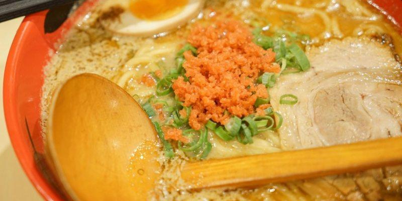 一幻拉麵台中中友店|北海道一幻拉麵到台中囉!招牌濃郁蝦湯拉麵,蝦蝦鮮味與眾不同。