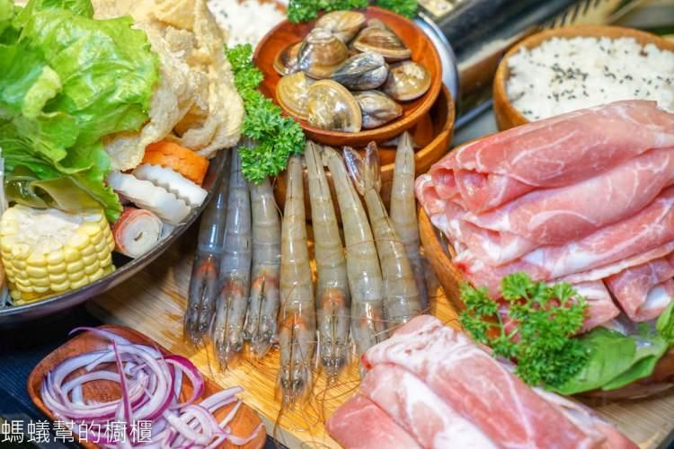 饗料理 | 員林南洋風味料理,海陸叻沙火鍋新登場!不可錯過南洋叻沙美味~