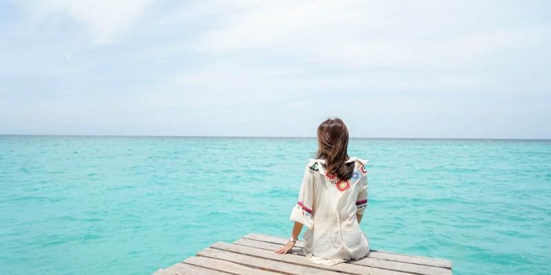 馬來西亞沙巴美人魚島Mantanani Island   沙巴自由行,必訪潛水天堂!亞洲馬爾地夫之稱。