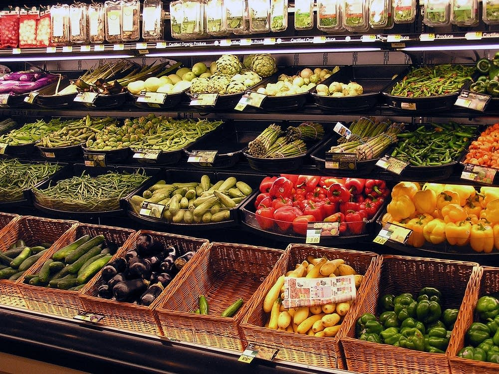 Availability of fresh food, exercise linked to healthy living MPR News