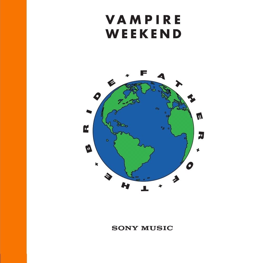 Week End Album Of The Week Vampire Weekend Father Of The Bride The