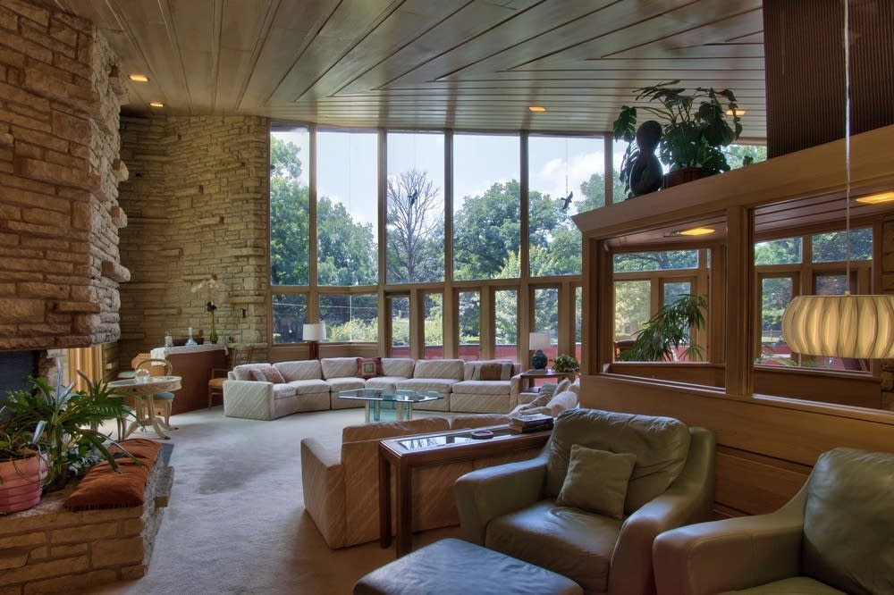 Big Sofa Cabana Mid-century Modern Architecture In Minnesota | Mpr News