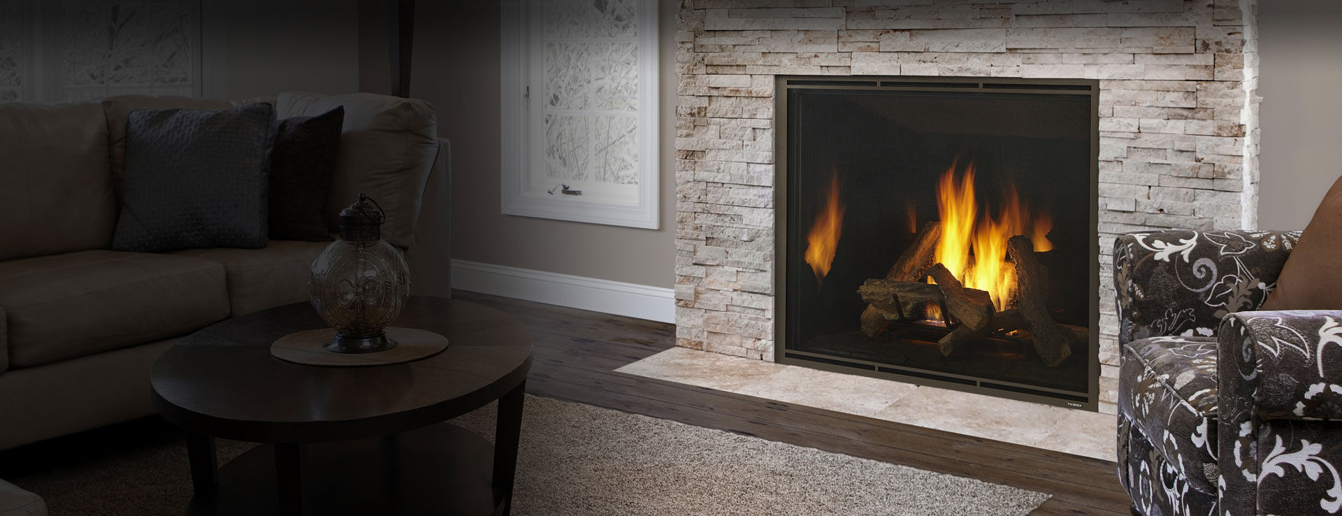 Novus Fireplace Gas Fireplace Traditional Closed Hearth Built In Heirloom
