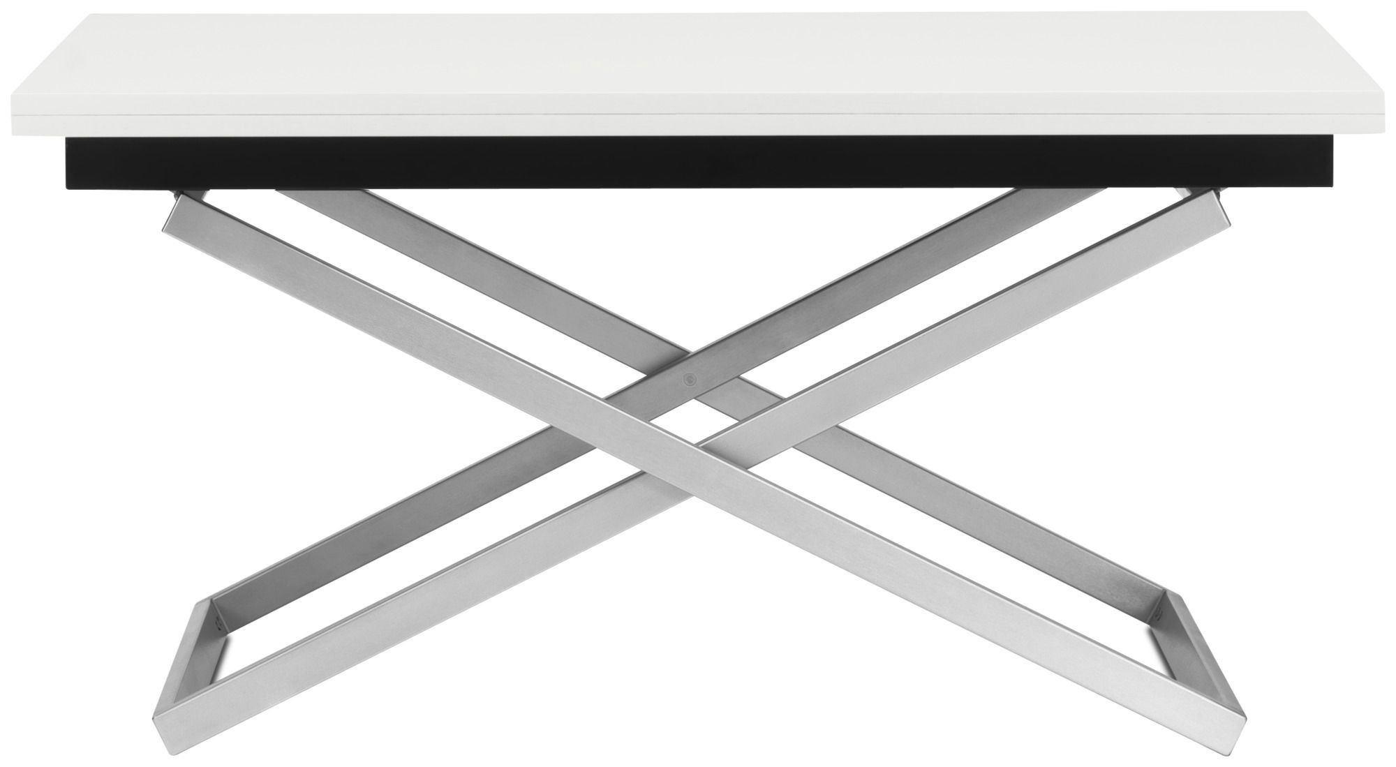Contemporary Coffee Table Rubi Boconcept Mdf Steel Rectangular