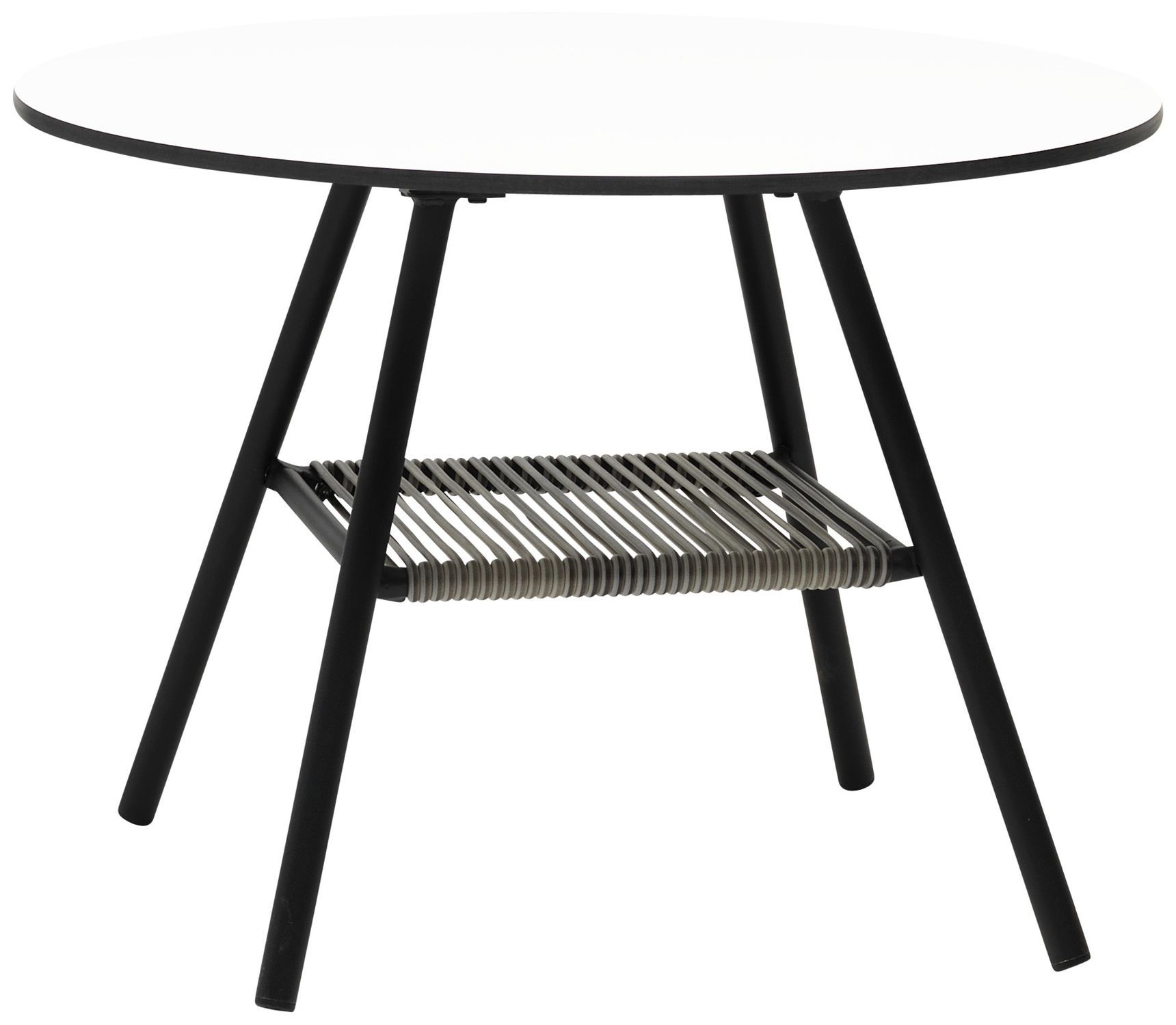 Logo Boconcept Contemporary Table Steel Laminate Rectangular