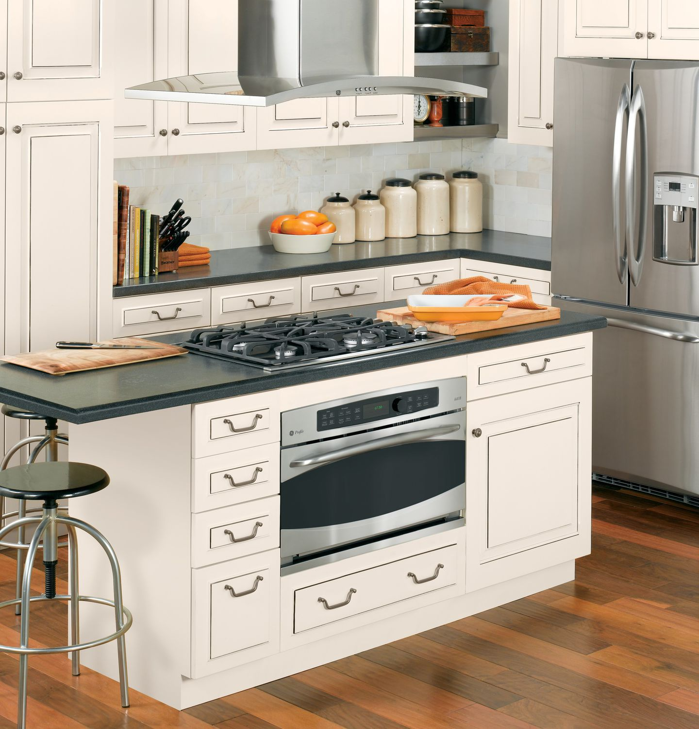 Kitchen Island With Range Island Range Hood With Built In Lighting Pv977nss General