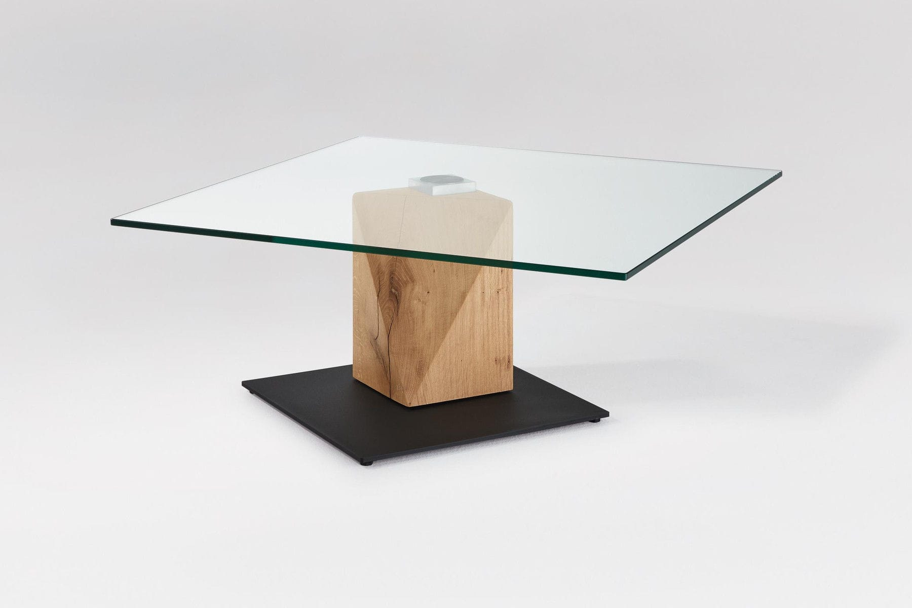 Couchtisch Mustering Contemporary Coffee Table Frosted Glass Rectangular Square