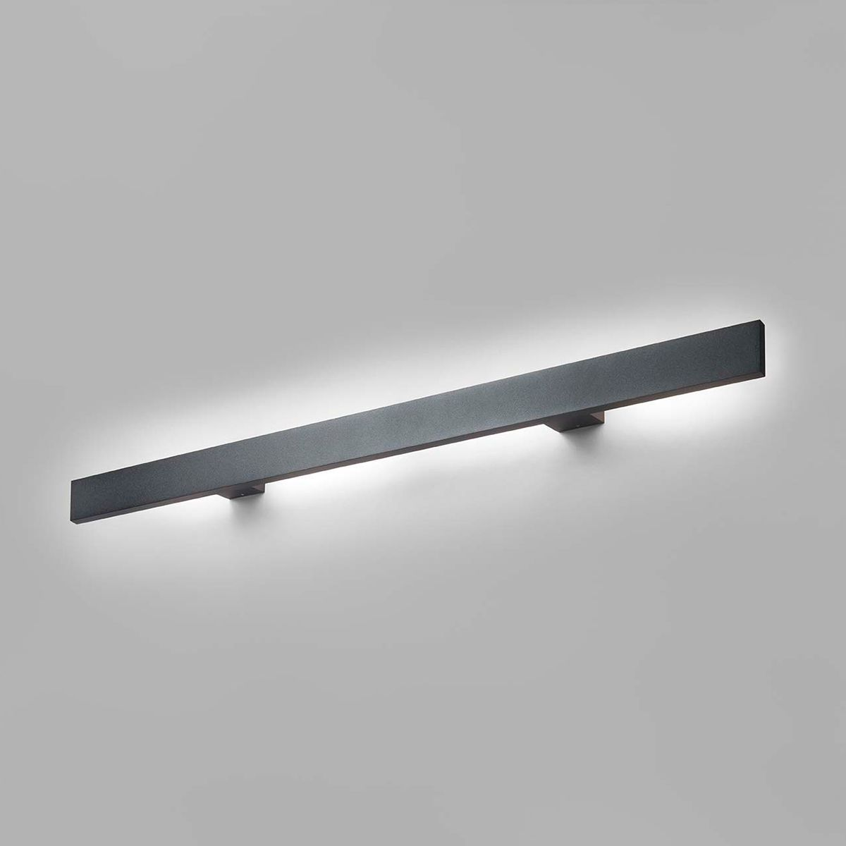 Stick On Wall Lamp Contemporary Wall Light Aluminum Led Linear Stick By Ronni