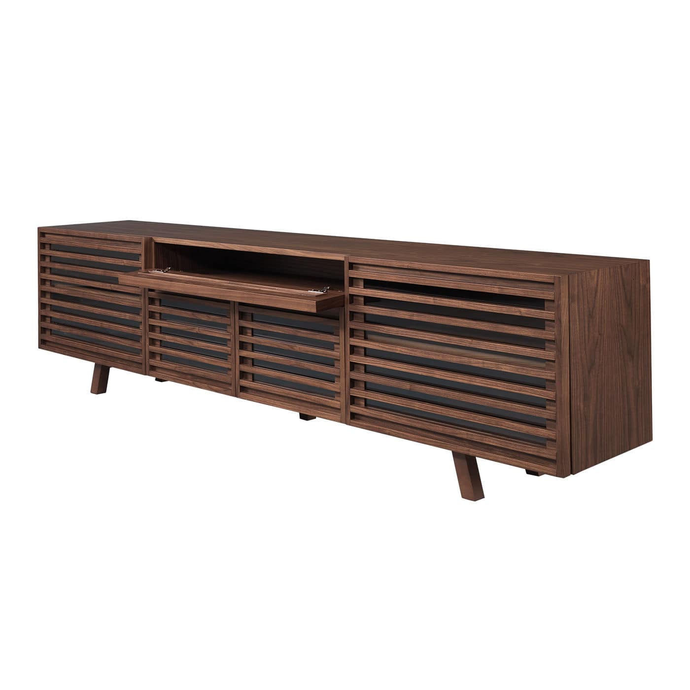 Retro Tv Cabinet Contemporary Tv Cabinet Lowboard Custom For Hotel Rooms