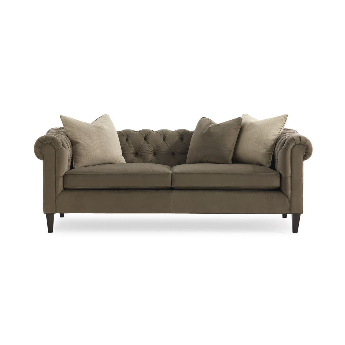 Divano Chesterfield Wiki Modern Fabric Chesterfield Sofa Sofa Daily