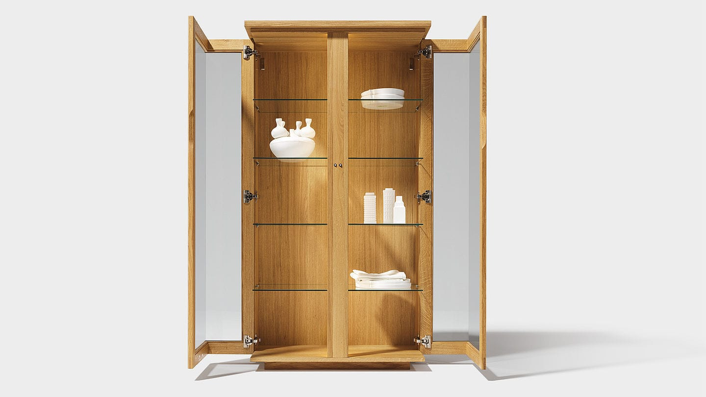 Team 7 Cubus Contemporary China Cabinet Wooden Cubus Team 7 Videos
