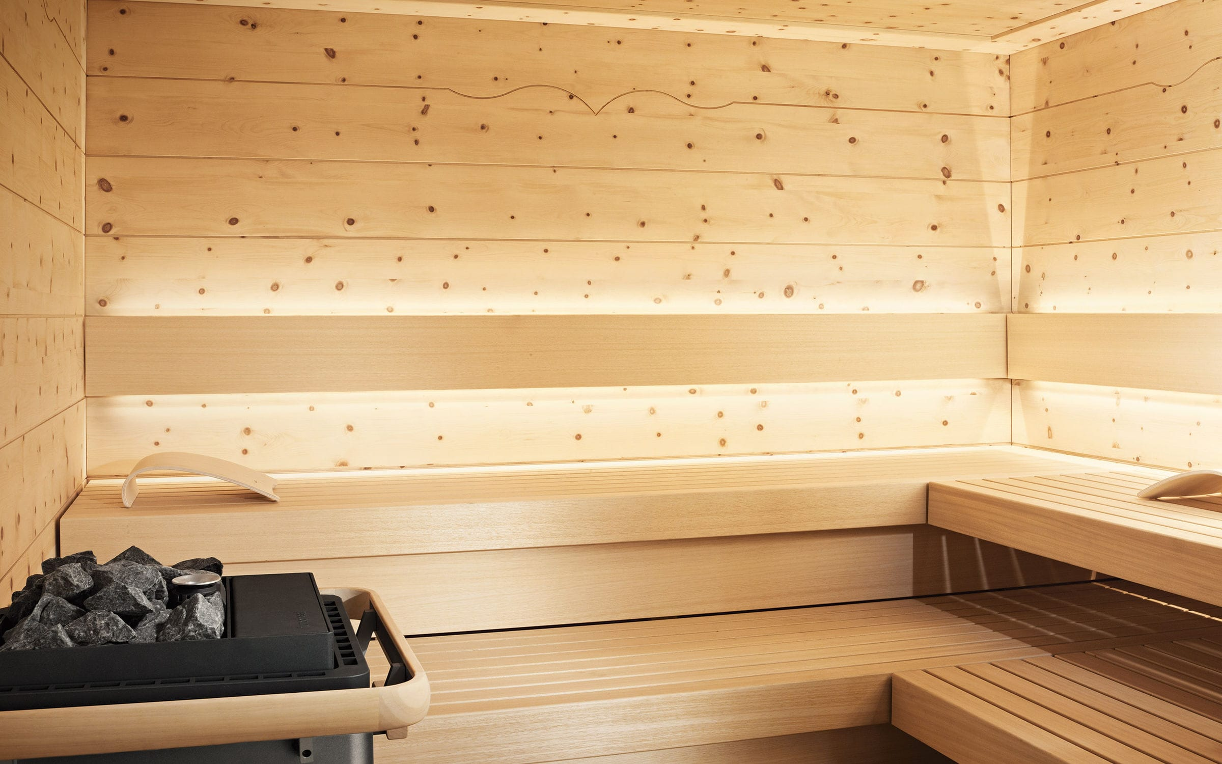 Sauna Zu Hause Home Sauna Prefab For Indoor Use Chalet Klafs
