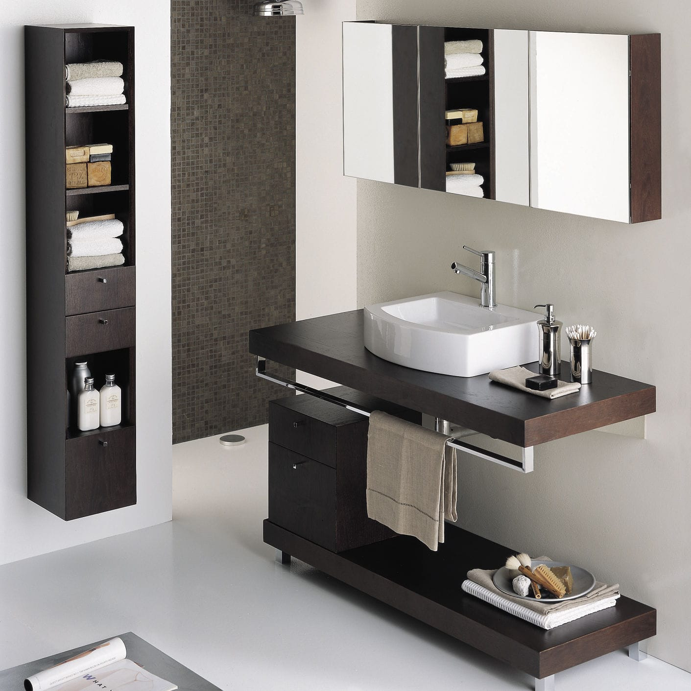 Wooden Vanity Top Plaza Pla W 40 Lacava Solid Surface Custom