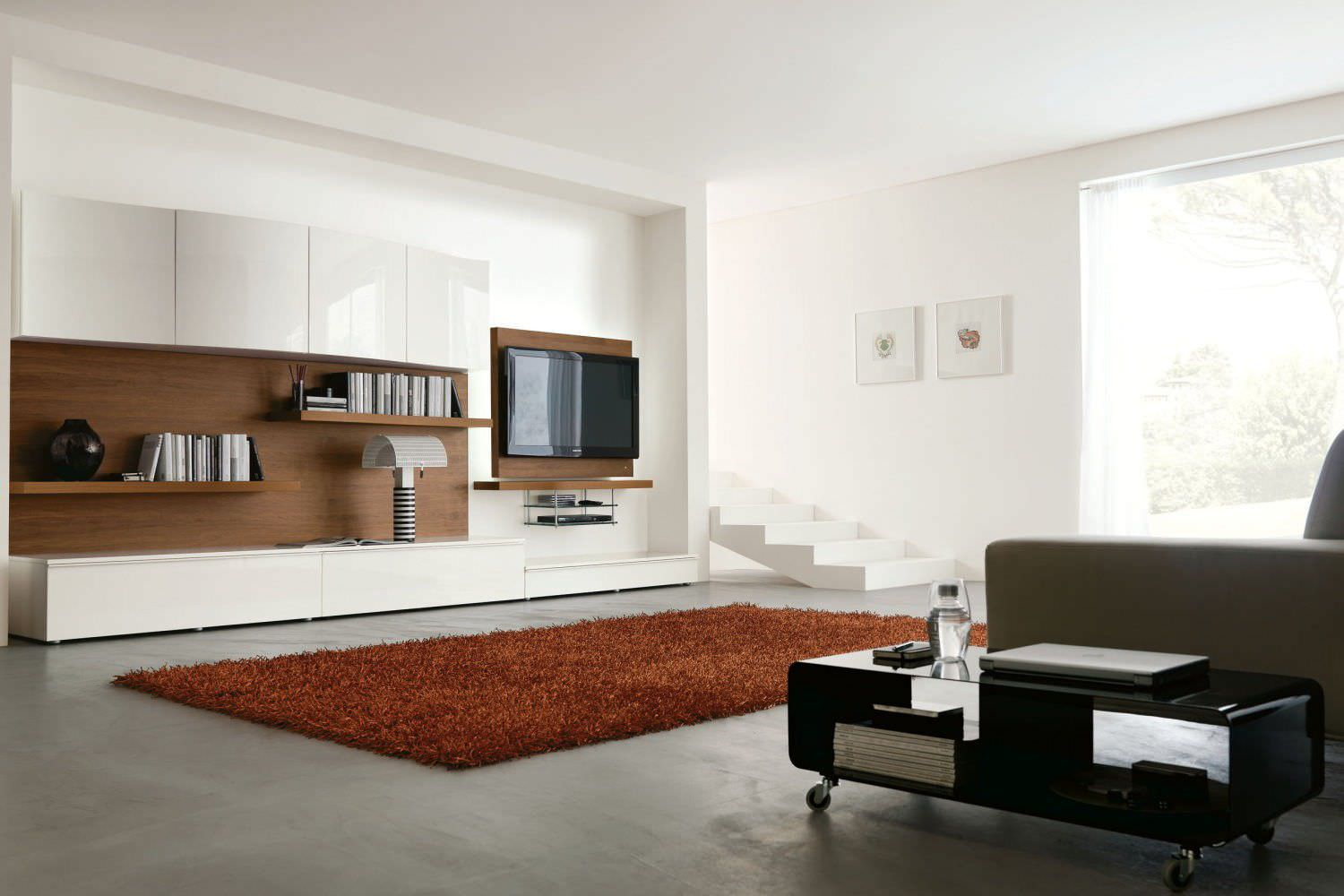 Modern Style Tv Furniture Design Catalogue