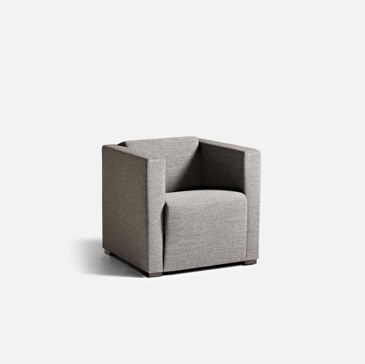 Cubus Online Shop Contemporary Visitor Armchair Fabric Leather Cubus By Lc