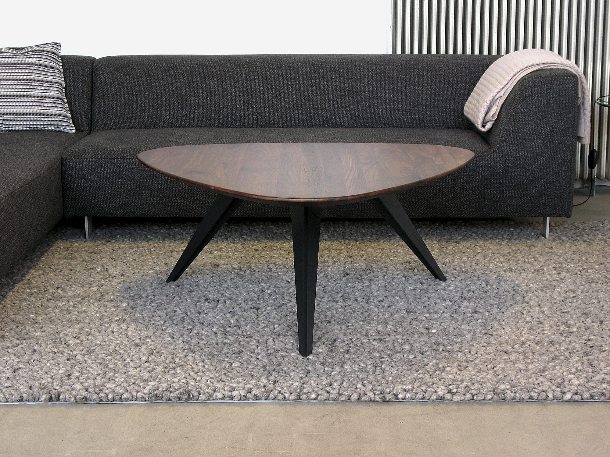 Couchtisch Montain Oak Contemporary Coffee Table Oak Mdf Birch TrouvÉ Lounge By