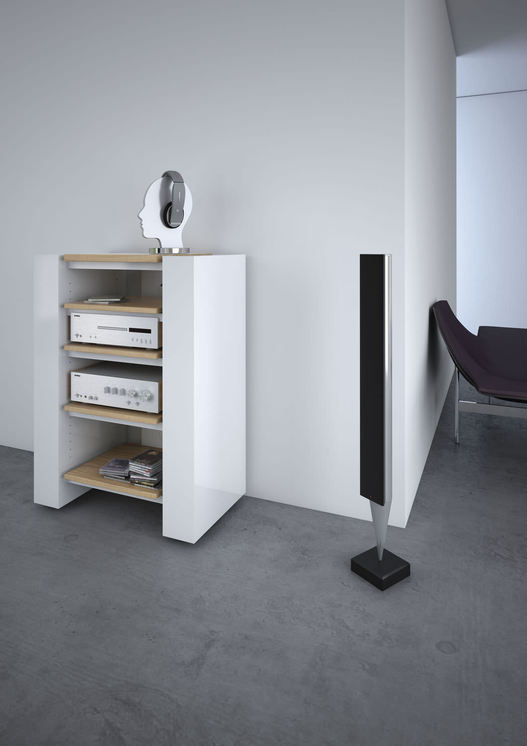 Hifi Rack Design Contemporary Hi Fi Cabinet X Line Schnepel Gmbh Co Kg