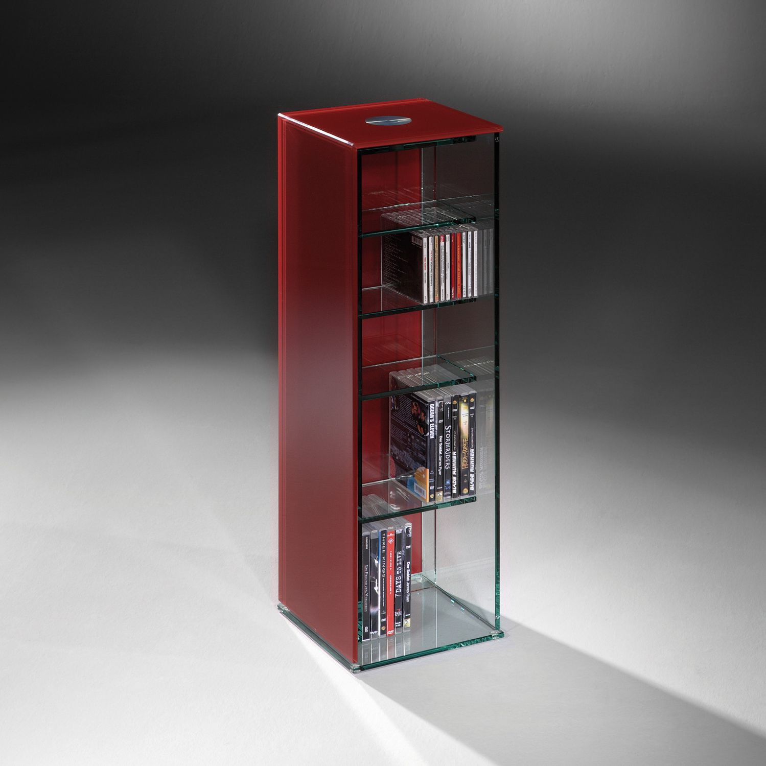Muebles Cds Wooden Cd Dvd Cabinet Cube By Benjamin Hanne Dreieck Gmbh