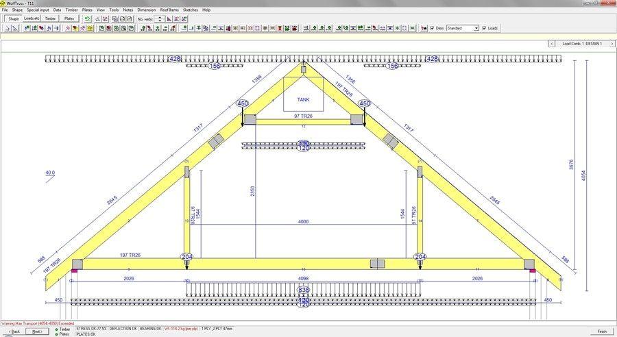 3D Truss Models \u2022 sketchUcation \u2022 1