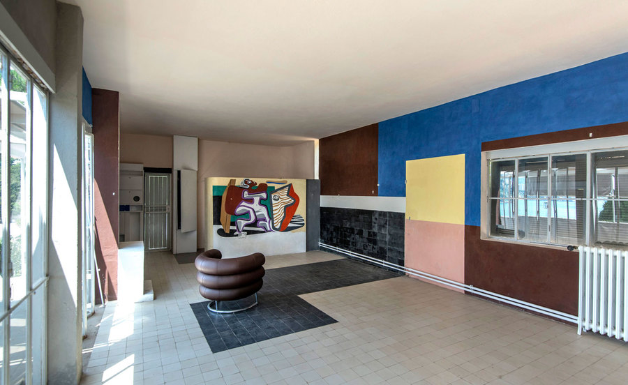 Eileen Gray'S Iconic E1027 House On The Côte D'Azur Opens To
