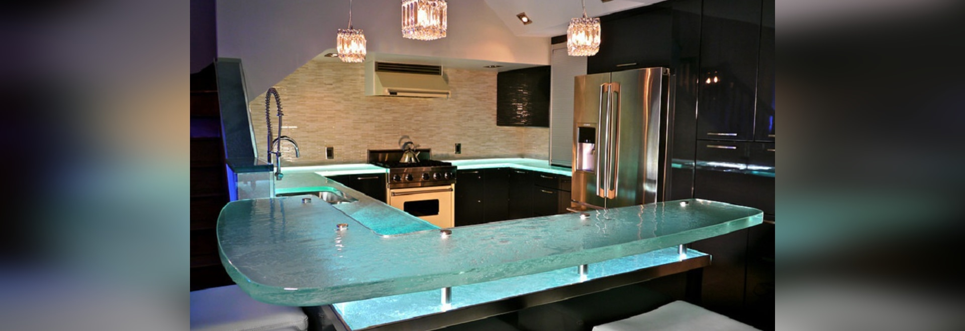 Think Glass Countertops Enhance Your Kitchen With A Thinkglass Countertop Boisbriand Qc