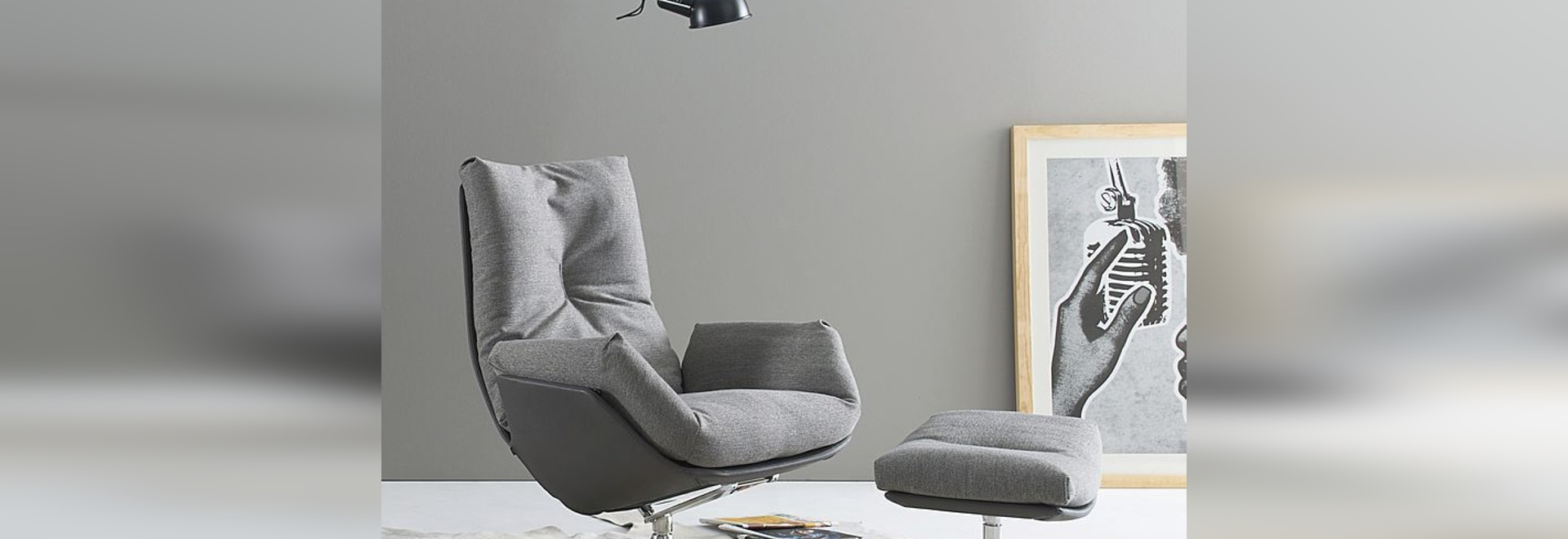 New Contemporary Armchair By Cor Cor