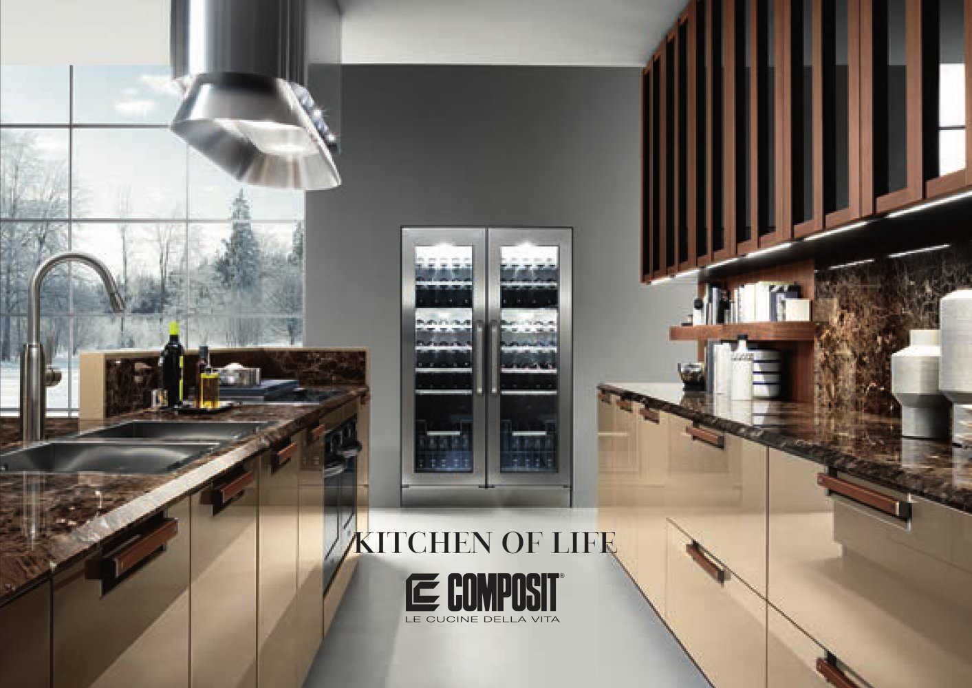 Cucina Americana Pdf Kitchen Of Life Composit Pdf Catalogs Documentation Brochures