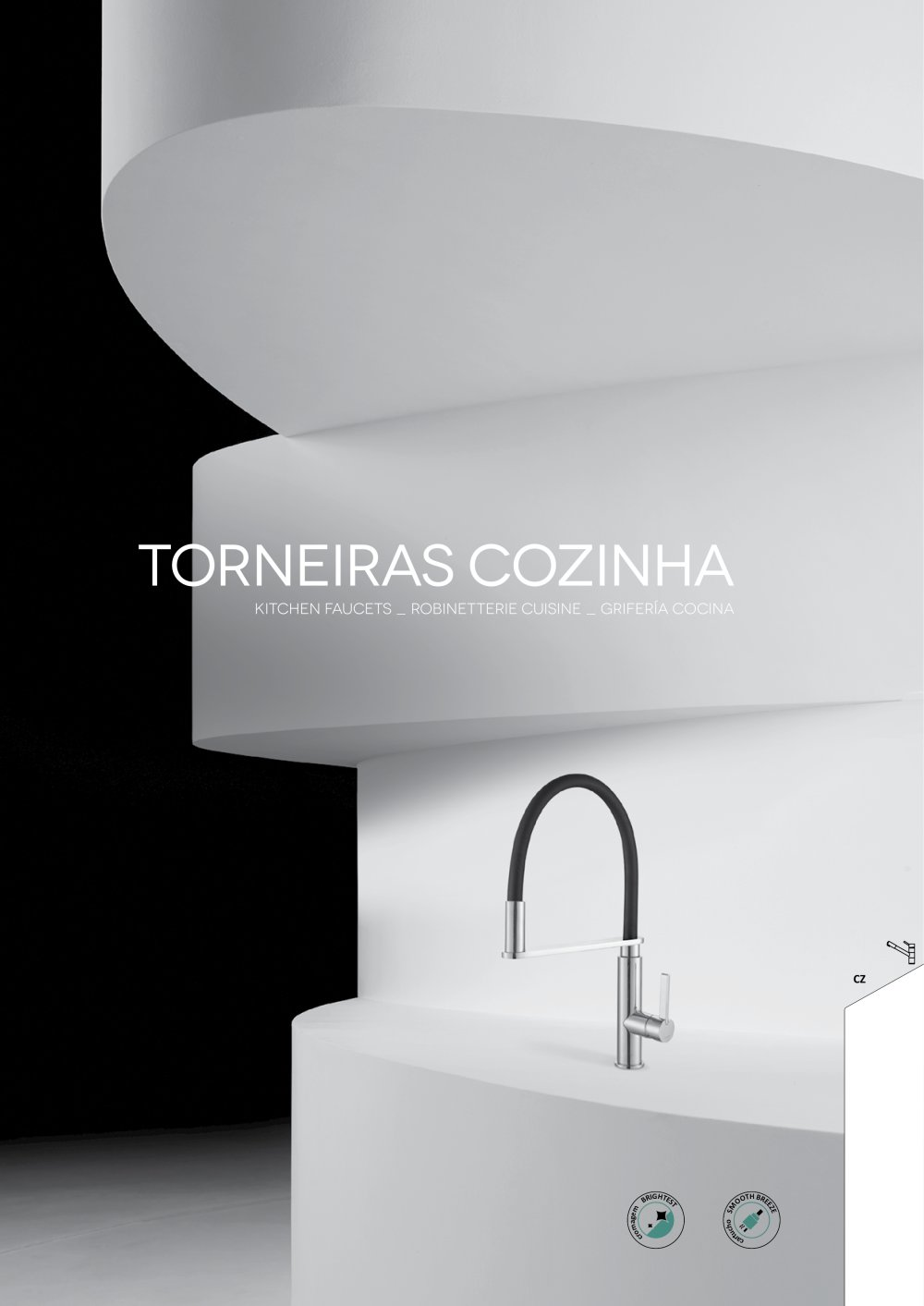 Mentha Cocinas Kitchen Faucets Bruma Pdf Catalogs Documentation Brochures