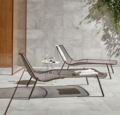 Quarzit Badezimmer - Design - kuschelige sofas corbeille sofa edra