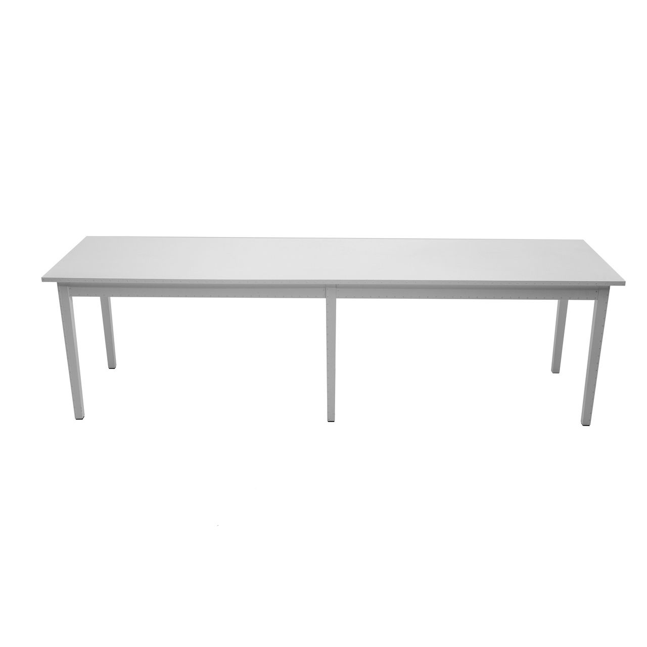 Table Blanche Moderner Tisch Lackiertes Holz Rechteckig Table Blanche By