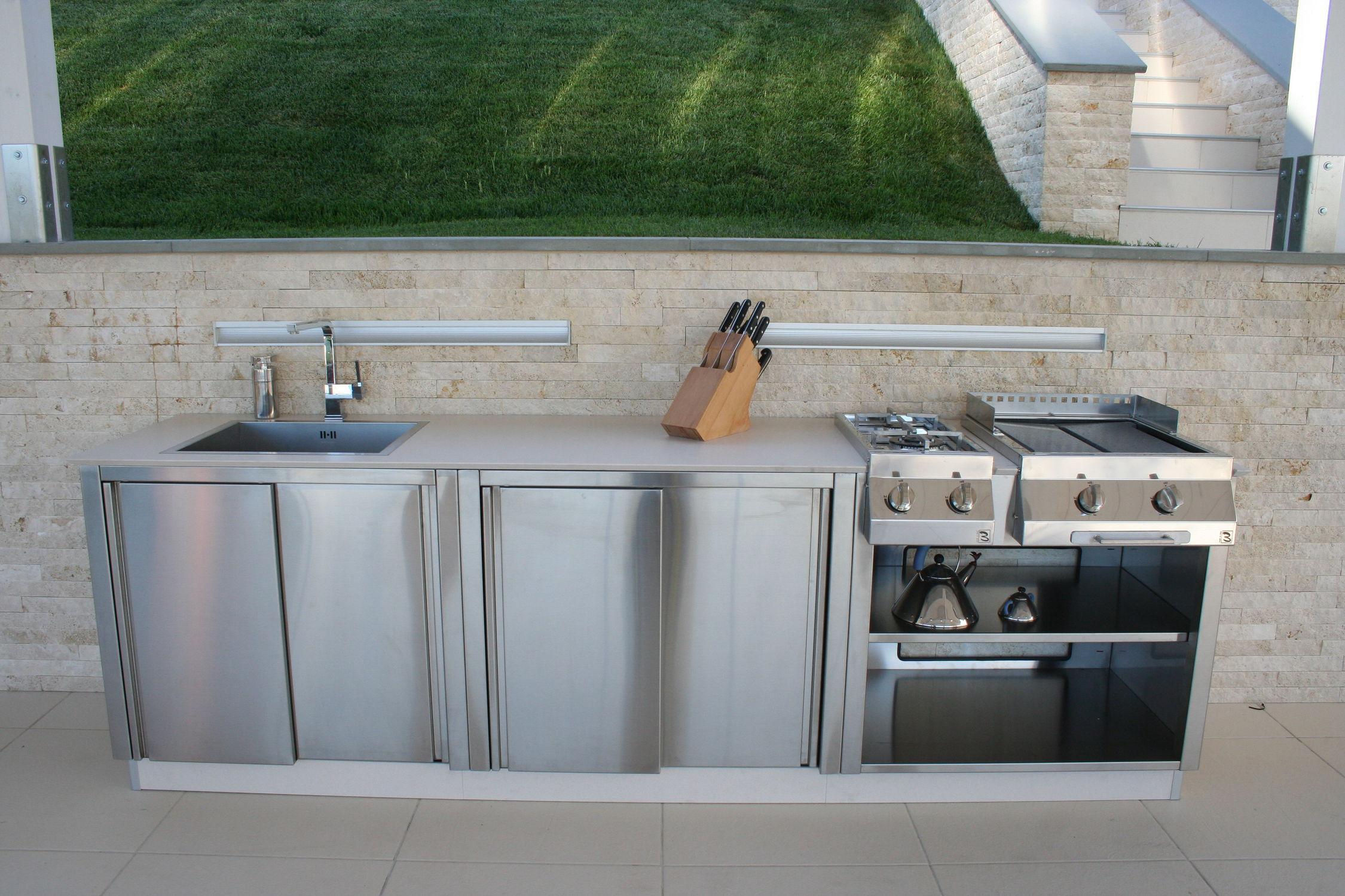 Outdoor Küche Nirosta : Outdoor küche nirosta outdoor küche selber machen schön küche