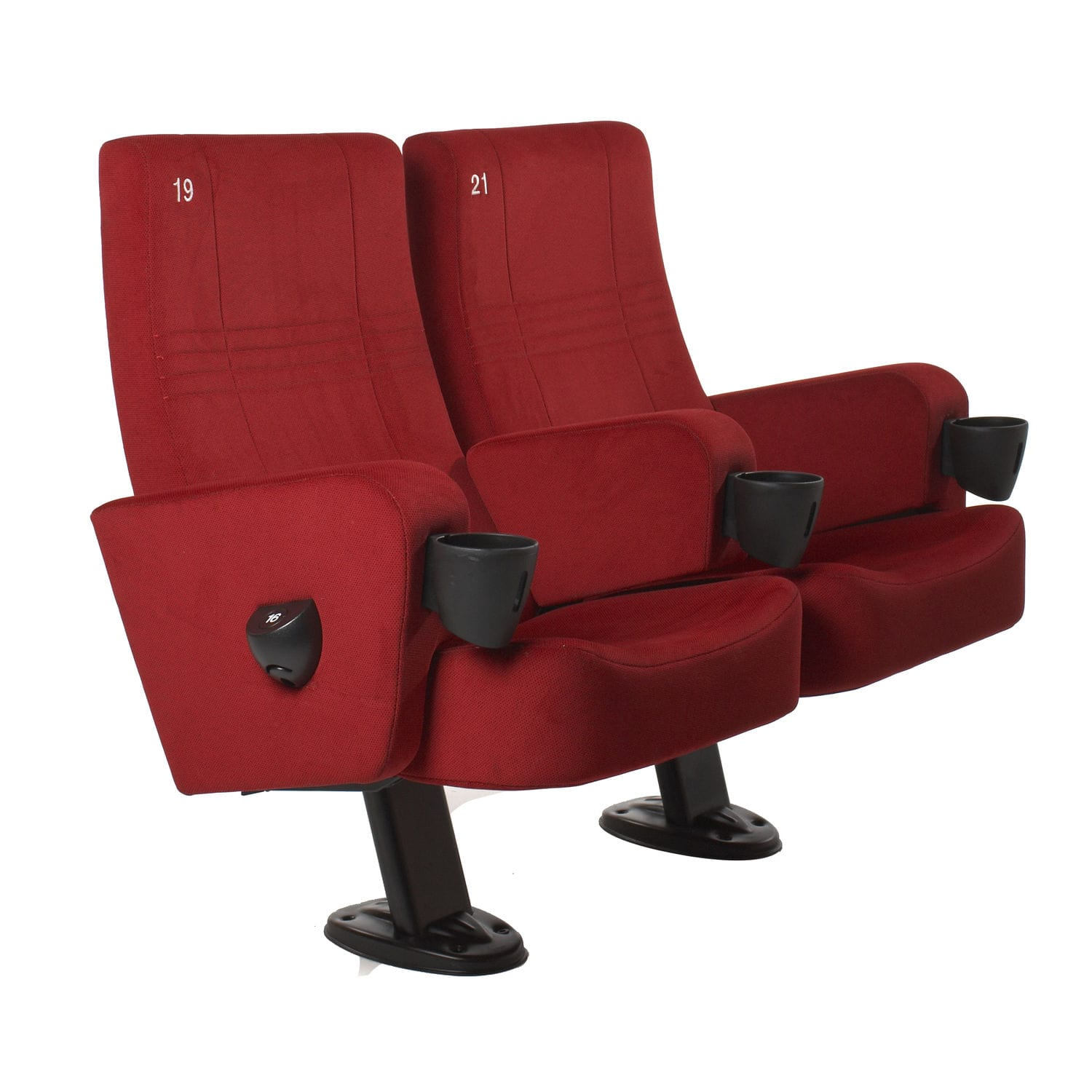 Kinosessel Rot Stoffkinosessel Rot Tempo Ezcaray International Seating
